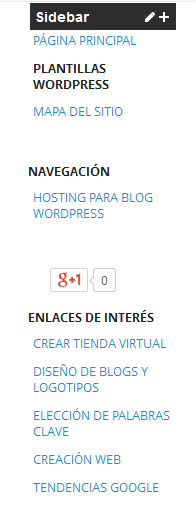 Cómo posicionar mi blog - Google Sites - links